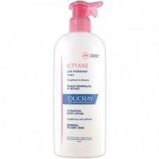DUCRAY ICTYANE Lait Hydratant Protecteur - Молочко для тела защитное Увлажняющее 400мл