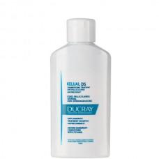 DUCRAY KELUAL DS Shampooing Traitant Antipelliculaire Antirecidive - Шампунь от тяжелых форм перхоти 100мл