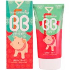 Elizavecca Milky piggy BB cream SPF50 PA+++ - Увлажняющий ББ крем с гиалуроновой кислотой СЗФ 50, 50мл