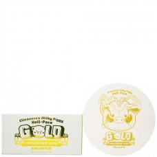 Elizavecca Milky piggy hell-pore gold hyaluronic acid - Патчи для глаз золото и гиалур.кислота 60шт