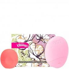 EOS Set Lip Balm Spring TRIO - Набор Бальзам для губ «Розовый грейпфрут» + Лосьон для рук «Цветущие Ягоды» + Салфетки 7гр + 44мл + салфетки