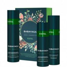 Estel Babayaga - Набор для волос (Шампунь + Маска + Термозащитный спрей) 250 + 200 + 200мл