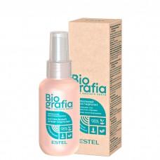 Estel Biografia - Натуральный спрей-гидролат для волос «Пролонгированное увлажнение» 100мл