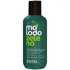 Estel Molodo Zeleno - Бальзам-эликсир для волос с хлорофиллом 200мл