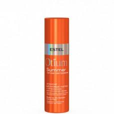 Estel Otium Summer - Эликсир «Шёлковые капли» с UV-фильтром для кончиков волос 100мл