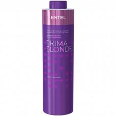 Estel Prima Blonde - Бальзам оттеночный серебристый для холодных оттенков блонд 1000мл