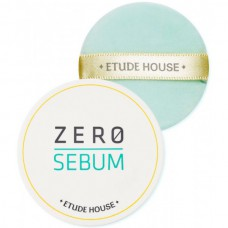 ETUDE HOUSE ZERO SEBUM Drying powder - Пудра для проблемной кожи подсушивающая 6гр