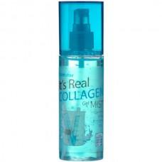 FarmStay It's real gel mist collagen - Гель-спрей для лица с коллагеном 120мл