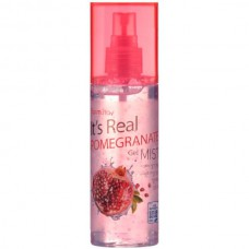 FarmStay It's real pomegranate gel mist - Гель-спрей для лица с экстрактом граната 120мл