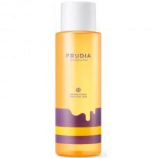 FRUDIA Blueberry honey water glow toner - Тонер для лица с ЧЕРНИКОЙ и МЁДОМ 500мл