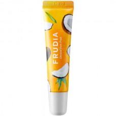 FRUDIA Lip Cream Coconut Honey Salve - Смягчающий крем для губ с КОКОСОМ 10мл