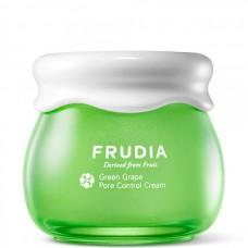 FRUDIA Cream Green Grape Pore Control - Крем себорегулирующий с ВИНОГРАДОМ 55мл