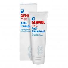 GEHWOL Med Anti-Transpirant - Крем-лосьон антиперспирант 125мл