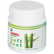 "GEHWOL Fusskraft Soft Feet Peeling - Геволь Пилинг ""Бамбук и жожоба"" 500мл"