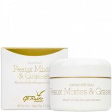 GERnetic Special Cream - Крем для смешанной и жирной кожи Противовоспалительный 50мл