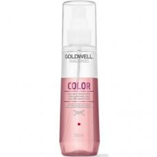 Goldwell Dualsenses Color Brilliance Serum Spray - Сыворотка-спрей для блеска окрашенных волос 150мл