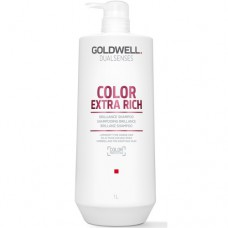 Goldwell Dualsenses Color Extra Rich Brilliance Shampoo - Интенсивный шампунь для блеска окрашенных волос 1000мл