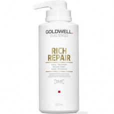 Goldwell Dualsenses Rich Repair 60sec Treatment - Уход за 60 секунд 500мл