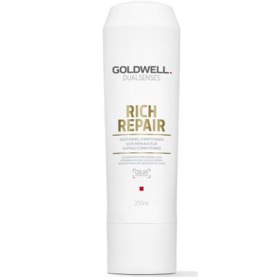 Goldwell Dualsenses Rich Repair Restoring Conditioner - Восстанавливающий кондиционер 200мл