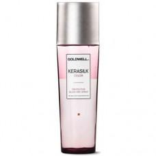 Goldwell Kerasilk Premium Color Protective Blow Dry Spray – Термозащитный спрей для окрашенных волос 125 мл