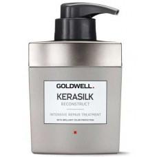 Goldwell Kerasilk Premium Reconstruct Intensive Repair Treatment – Интенсивно восстанавливающий уход 500 мл