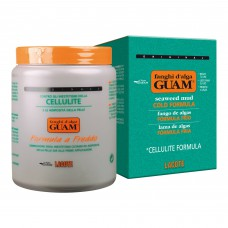 Guam Fanghi D'alga Cellulite Mask Formula a Freddo - Гуам маска антицеллюлитная с охлаждающим эффектом 1000гр