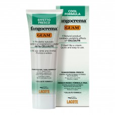 GUAM fangocrema Effetto Fresco - Крем Антицеллюлитный с Освежающим Эффектом на Основе Грязи 250мл