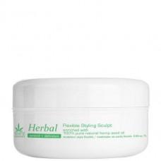 """HEMPZ Herbal Flexible Styling Sculpt - Паста растительная моделирующая пластичной фиксации """"Здоровые волосы"""" 75гр"""