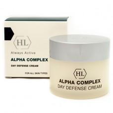 Holy Land ALPHA COMPLEX Day Defense Cream - Дневной Защитный Крем 50мл
