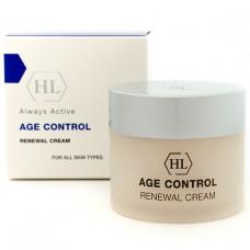 Holy Land Age Control Renewal Cream - Обновляющий Крем 50мл