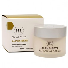 Holy Land Alpha-Beta & Retinol Restoring Cream - Восстанавливающий Крем 50мл
