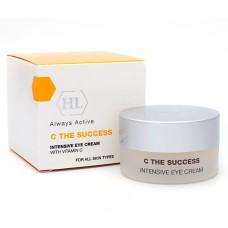 Holy Land C The Success Eye Cream - Крем для Век с витаминами 15мл