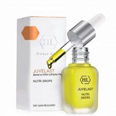 Holy Land JUVELAST Nutri Drops - Масляный концентрат в каплях 15мл