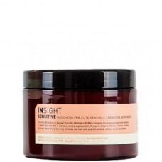 INSIGHT SENSITIVE Skin Hair Mask - Маска для чувствительной кожи головы 500мл