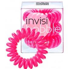 Invisibobble Classic Candy Pink - Резинка-браслет для волос, цвет Розовый леденец 3шт