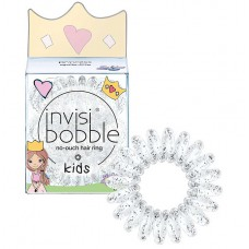 Invisibobble KIDS princess sparkle - Резинка-браслет для волос, цвет Перламутр 3шт