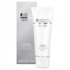 JANSSEN Cosmetics DEMANDING SKIN Intensive Face Scrub - Интенсивный скраб для лица и декольте 50мл