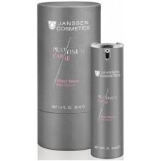 JANSSEN Cosmetics PLATINUM CARE Effect Serum - Реструктурирующая сыворотка с коллоидной платиной 50мл