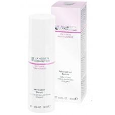 JANSSEN Cosmetics Oily Skin Microsilver Serum - Сыворотка с антибактериальным действием для жирной, воспаленной кожи 30мл