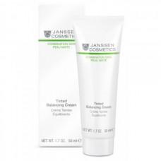 JANSSEN Cosmetics Combination Skin Tinted Balancing Cream - Янссен Балансирующий Крем с Тональным Эффектом 50мл