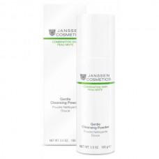 JANSSEN Cosmetics Combination Skin Gentle Cleansing Powder - Янссен Мягкая Очищающая Пудра 100гр