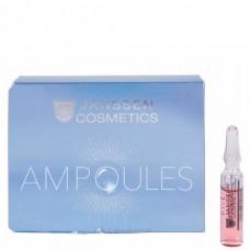 JANSSEN Cosmetics Ampoules Caviar Extract - Ампулы «Экстракт икры» (супервосстановление) 3 х 2мл