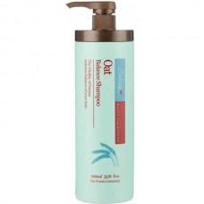 JPS Labay Oat Balance Shampoo - Шампунь восстанавливающий с экстрактом овса 1000мл