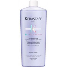 Kerastase BLOND ABSOLU Bain Lumiere Shampoo - Шампунь-Ванна для мелированных и осветленных волос 1000мл