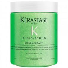 Kerastase Fusio SCRUB APAISANT - Скраб-уход для чувствительной кожи головы 500мл