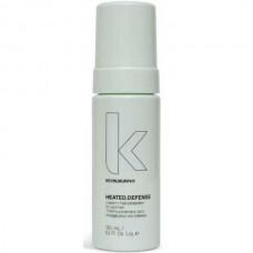 KEVIN.MURPHY HEATED.DEFENSE - Пена для экстрасильной термозащиты волос 150мл