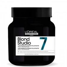 L'OREAL Professionnel Blond Studio Lightening Platinium Plus Paste 7 - Обесцвечивающая паста Платинум плюс 500гр