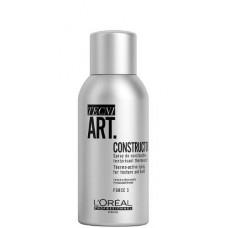 L'Oreal Professionnel Tecni.ART CONSTRUCTOR - Моделирующий Спрей для Фена (фикс 3), 150мл
