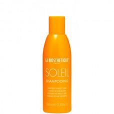 LA BIOSTHETIQUE SOLEIL Shampooing - Шампунь c защитой от солнца 100мл