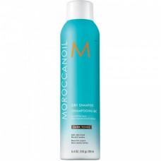 MOROCCANOIL Dry Shampoo Dark Tones - Сухой шампунь для темных оттенков 205 мл